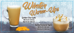 Mid-Winter Feature Drinks